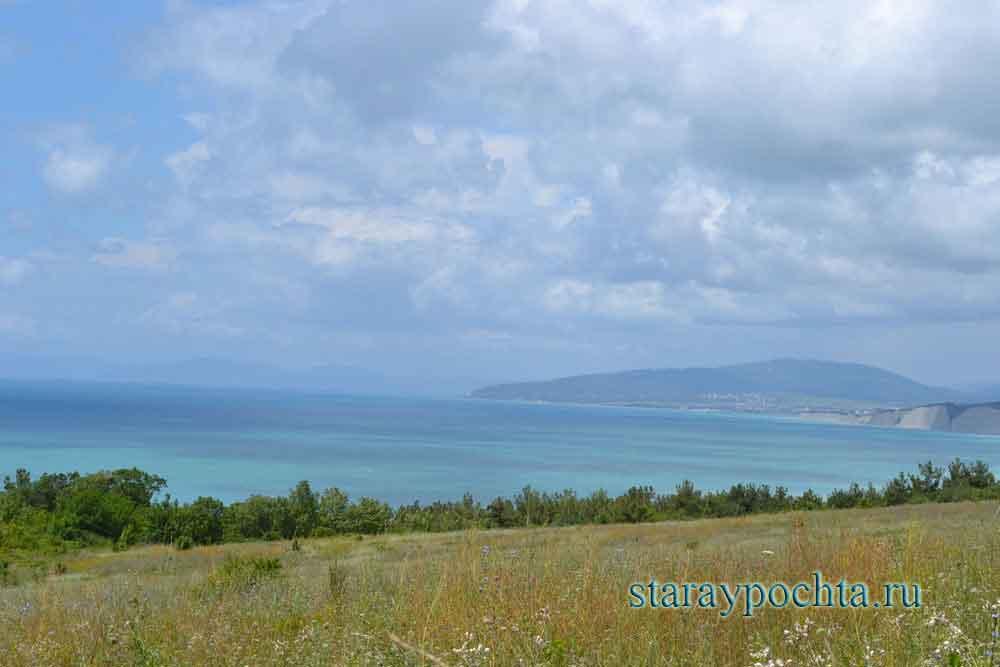 Море от Новороссийска до Дивноморского. Фото (272) Ю. Зотов, 2013